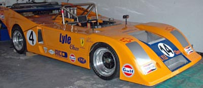 Lyle with new
