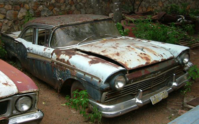 57 Ford                       Fairlane 500 4dr hardtop