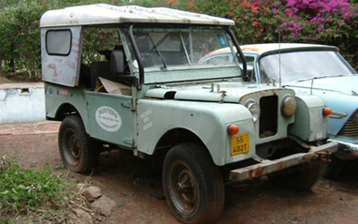 Landrover Series 1